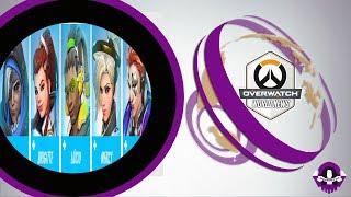 Overwatch World News    Cambios a heroes de apoyo