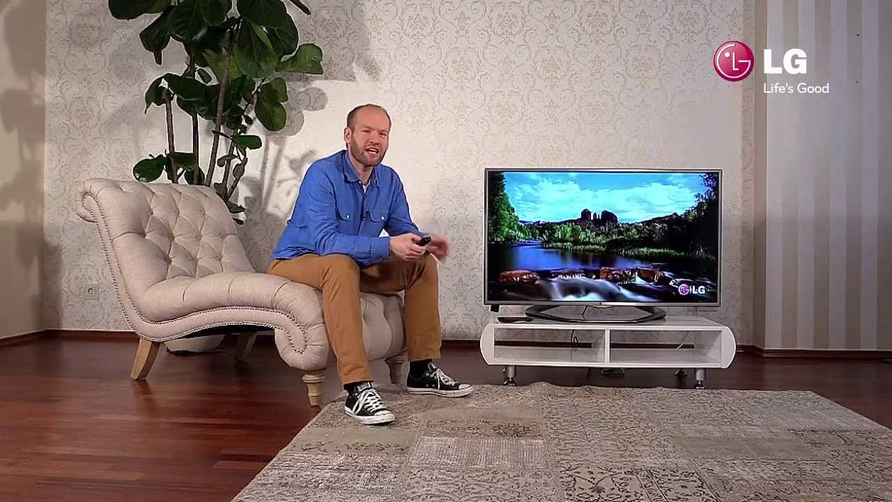 lg led smart tv 1 was kann ein lg smart tv youtube. Black Bedroom Furniture Sets. Home Design Ideas