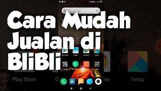 Cara Mudah Upload Produk di BliBli Lewat HP    cara upload produk di blibli screenshot 3