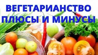 ВЕГЕТАРИАНСТВО, за и против. Вегетарианство для здоровья