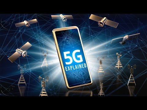 What Is 5G? & How 5G Will Change The World!