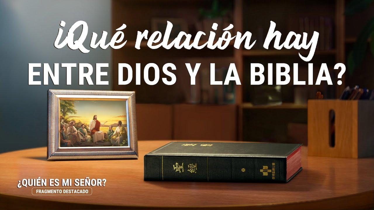 """Fragmento 4 de película evangélico """"¿Quién es mi Señor?"""": ¿Qué relación hay entre Dios y la Biblia?"""