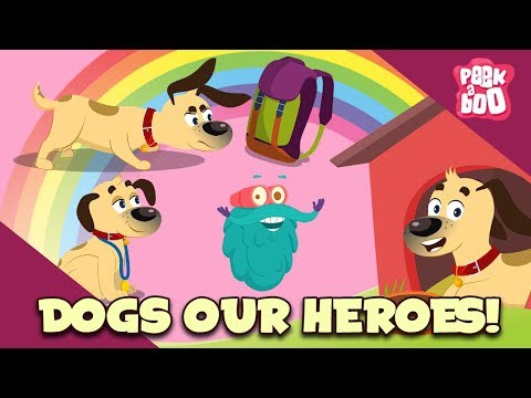 download Dogs Smelling Powers - The Dr. Binocs Show | Best Learning Videos For Kids | Peekaboo Kidz