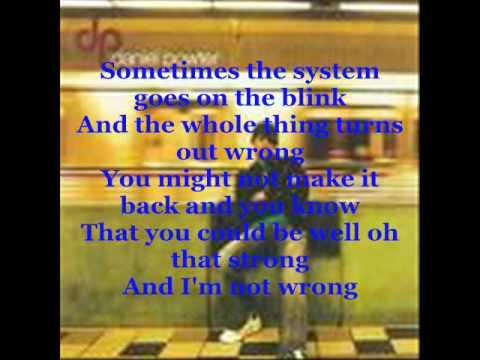 Daniel Powter  Bad Day Lyrics