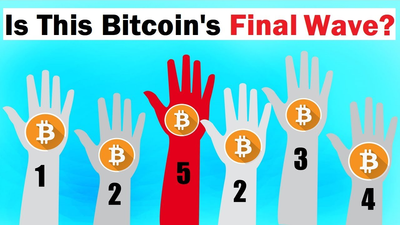 Is the Drop in Bitcoin Its Final Wave?