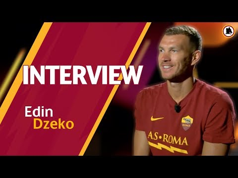 Edin Dzeko reacts to comments made by Rick Karsdorp: