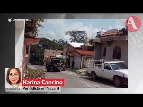 Y en Nayarit, encuentran a mujer secuestrada a cuadra y media de la casa del gobernador Sandoval