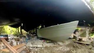 Armada colombiana descubre submarinos para contrabando de droga