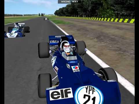 F1 1972 Buenos Aires ARG Argentina F1 Challenge 99 02 F1C season Mod eccessivamente alti non può andare in ogni full Race GP Grand Prix CREW year Seven Formula 1 Championship 2012 GTR2 GPL 2013 2014 2016 4 6 30 14 43 42 6