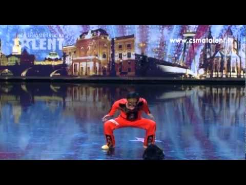 Atai Omurzakov | Česko Slovensko má talent 2011