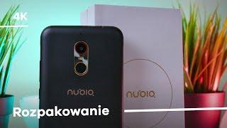 Nubia N1 Lite Rozpakowanie Unboxing [4K]