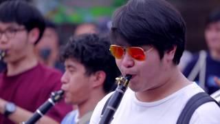 Flash Mob คุกกี้เสี่ยงทาย (Symphony Band)