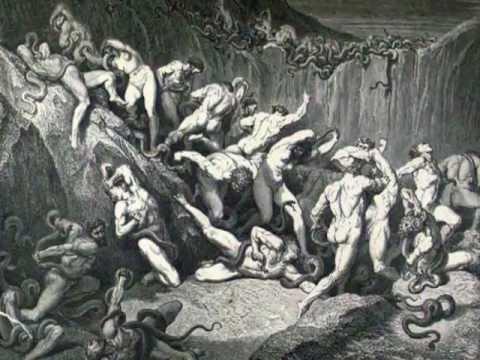 Gustave Dore - Dante's Divine Comedy