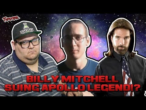 BILLY MITCHELL IN RUMORED LEGAL BATTLE WITH APOLLO LEGEND
