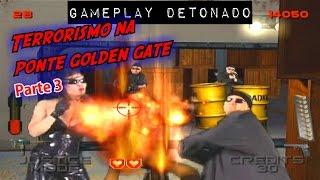 Nintendo Wii: Target Terror - Terrorismo na ponte Golden Gate (Parte 3).