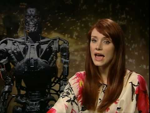 terminator salvation bryce dallas howard youtube