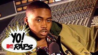 Nas - Interview | YO! MTV Raps | MTV Music