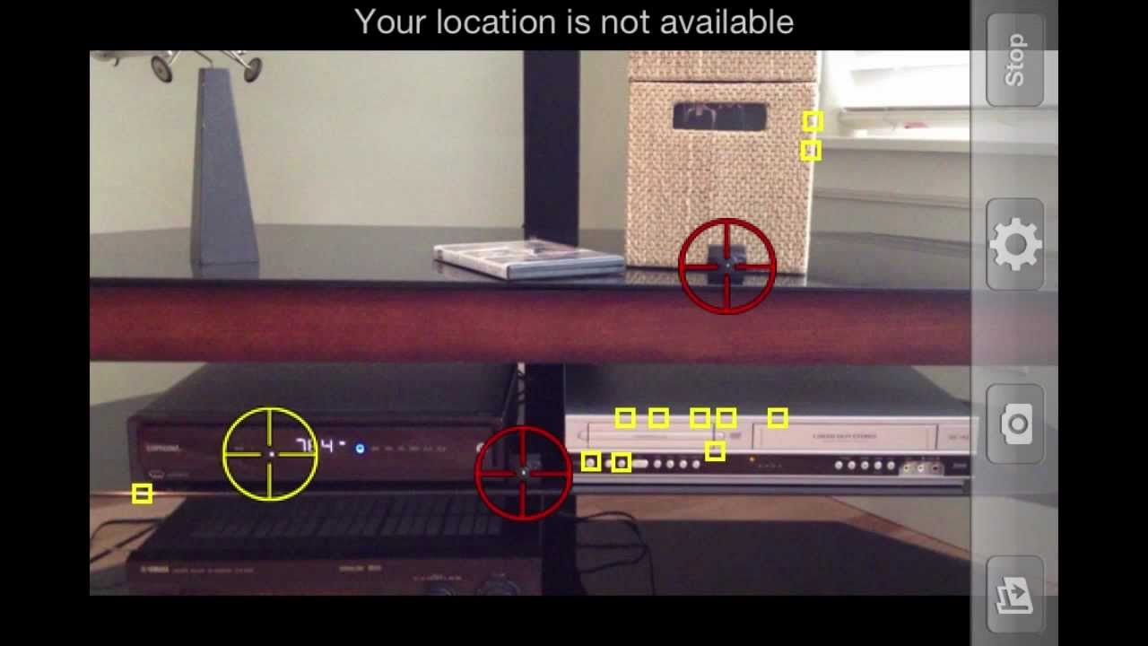 Hidden Camera Detector App for iPhone