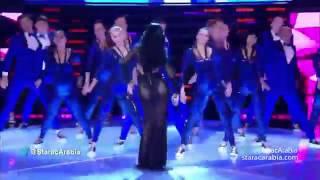 اجرای هیفا در استار آکادمی و لباس جنجالی او