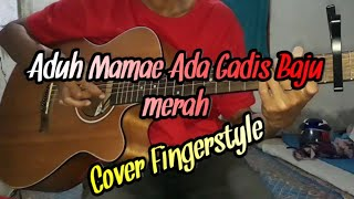 adu mamae lagu viral tiktok cover muh sandy fingerstyle