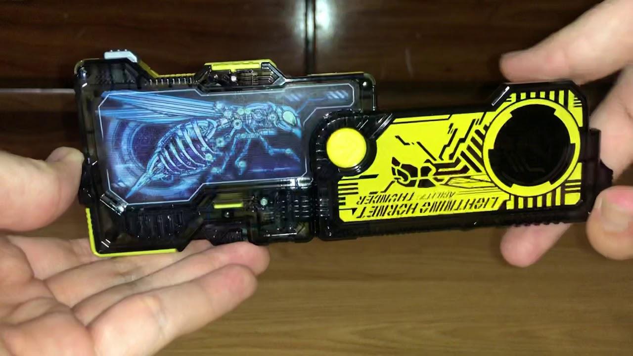 Giới thiệu DX Lightning Hornet!