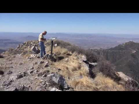 Climbing Mt. Wrightson, Highest Peak in the Tucson Area - Madera Canyon, AZ