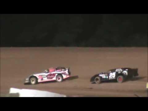 Jason Fosnaught Feature Lernerville Speedway 7/21/17