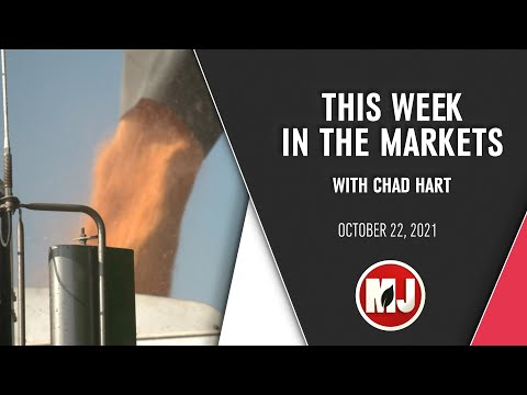 In the Markets | Chat Hart | October 22, 2021