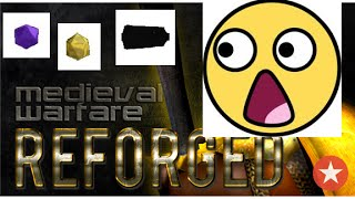 Roblox Medieval Warfare: Reforged All Low-Rare Ores in Order