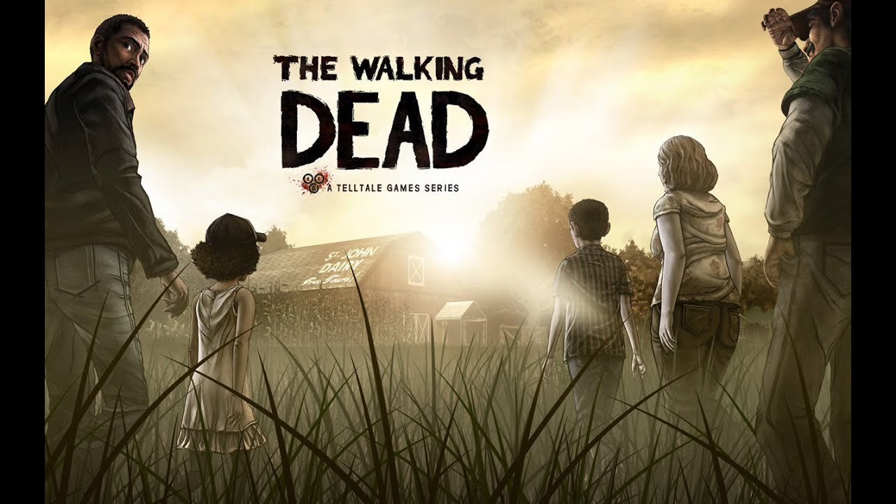 the walking dead 1 season скачать