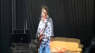 JOHN FOGERTY- Rehearsal for Beacon Theatre -COSMOS FACTORY 10.23.11.wmv
