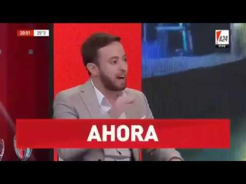"""Agustín Laje con Eduardo Feinmann: """"La ideología de género es imposición del Estado"""""""