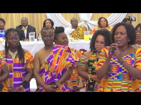 Asanteman Kente  Dance 2017  @ Chicago Illinois part 2