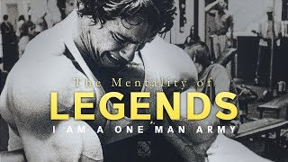 The Mentality of Legends Part 2 - Motivational Video