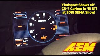 homepage tile video photo for Yimisport 2018 Subaru STi at SEMA 2018!