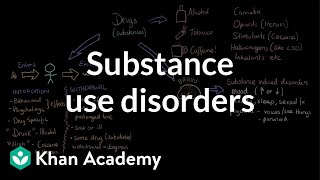 Substance use disorders   Processing the Environment   MCAT   Khan Academy