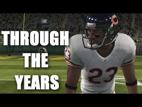 DEVIN HESTER THROUGH THE YEARS - NCAA FOOTBALL 05 - MADDEN 16