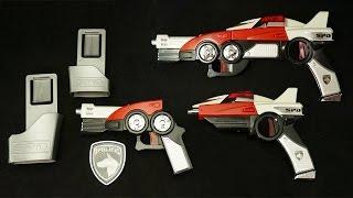 特捜戦隊デカレンジャー ハイブリッドマグナムTokusou Sentai Decaranger Hybrid Magnum thumbnail