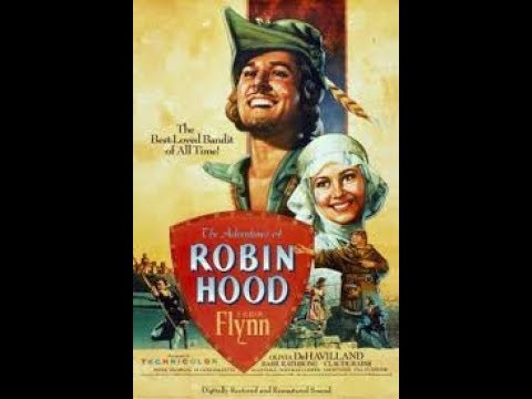 1938 Les Aventures De Robin Des Bois The Adventures Of Robin Hood Youtube