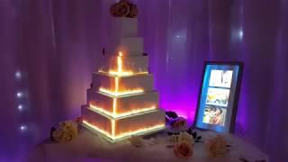 3D Маппинг Торт Заказ-Производство Робот Мода