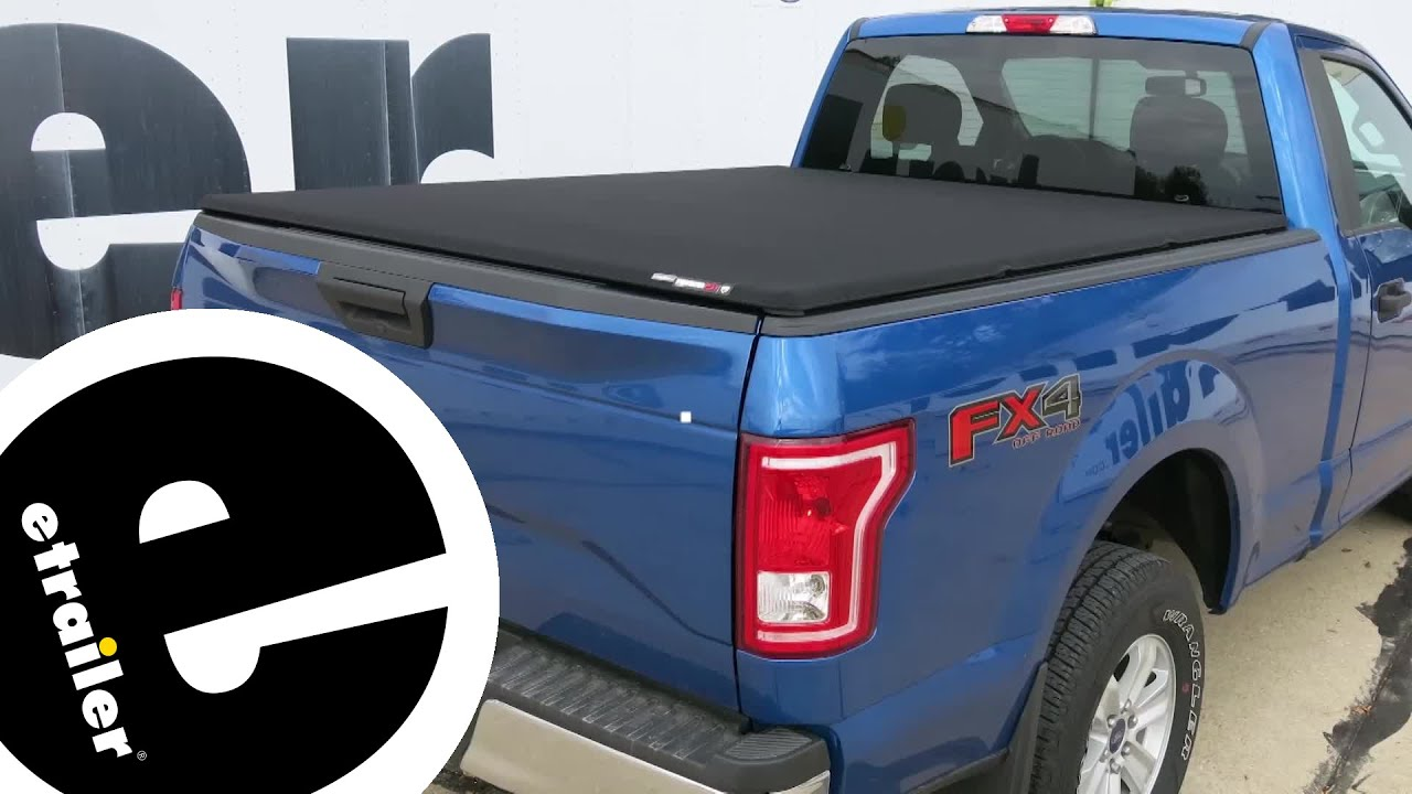 Etrailer Extang Trifecta Signature Soft Tonneau Cover Review