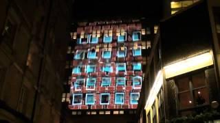 最具廣告效果以及新聞議題的大樓投影.avi