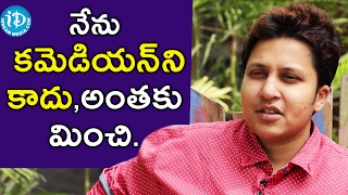 I Am Not Just A Comedian - Snigdha || Talking Movies with iDream