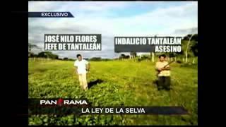 La ley de la selva: sangriento asesinato en Yurimaguas continúa sin justicia