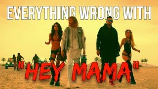 "Everything Wrong With David Guetta - ""Hey Mama"""