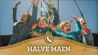 Halve Maen - Efteling Onride