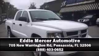 2011 Ram Dakota Bighorn/Longhorn Crew Cab Truck - For Sale in Pensacola