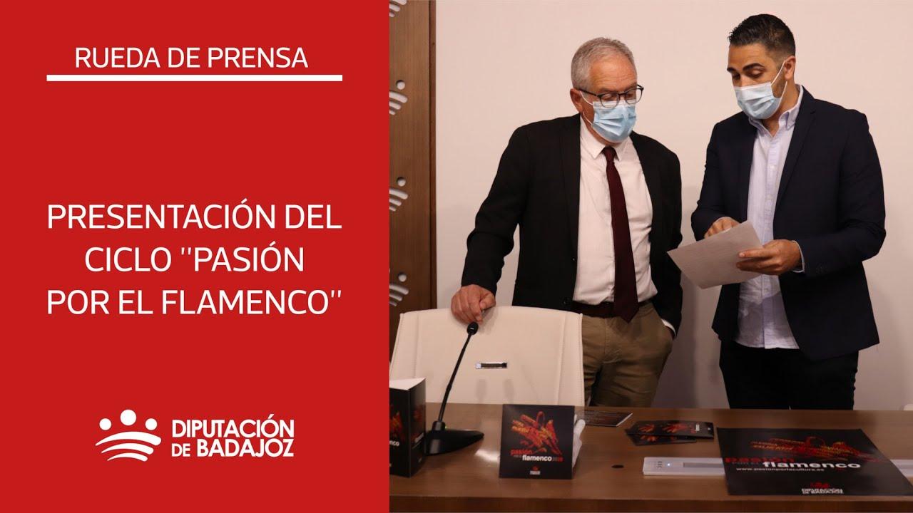 Presentación del Circuito Pasión por el Flamenco 2021