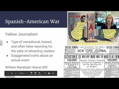 American History Unit 4 Imperialism: Video 1 Intro to American Imperialism pt 1 and 2