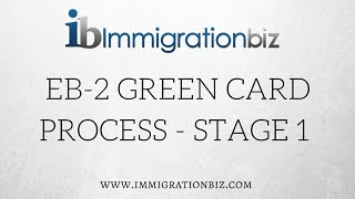apply for green card eb 2 process stage 1
